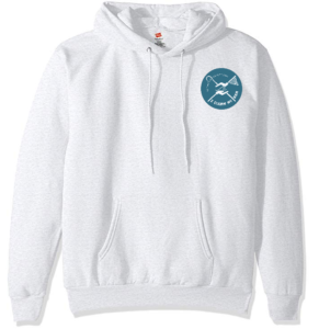 White-hoodie