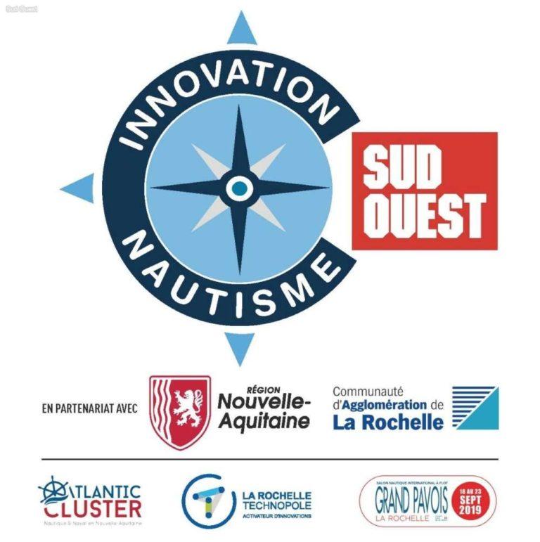 Logo salon Innovation Nautisme de la Rochelle