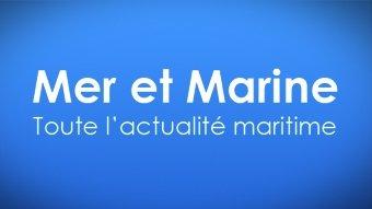 Logo Mer et Marine