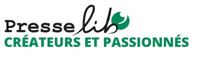 Logo Presse lib CREATEURS ET PASSIONNES