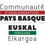 Logo Communauté d'agglomeration Pays Basques